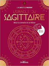 L'oracle du sagittaire, Pierres de Lumière, tarots, lithothérpie, bien-être, ésotérisme