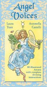 Voix des Anges, Pierres de Lumière, tarots, lithothérpie, bien-être, ésotérisme