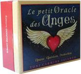 Le petit oracle des anges, Pierres de Lumière, tarots, lithothérpie, bien-être, ésotérisme