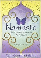 Namaste,  Pierres de Lumière, tarots, lithothérpie, bien-être, ésotérisme