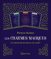 Les charmes magiques, Pierres de lumière, lithothérapie, ésotérisme, tarots, oracle, bien-être, saint rémy de provences