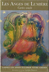 Les anges de lumière, pierres de lumière, saint rémy de provence, esotérisme, lithtérapie, tarots, oracles