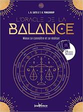 L'oracle de la balance, Pierres de Lumière, tarots, lithothérpie, bien-être, ésotérisme