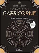 L'oracle du capricorne, Pierres de Lumière, tarots, lithothérpie, bien-être, ésotérisme