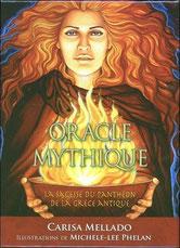 Oracle Mythique, Pierres de Lumière, Tarots, Oracles, Esotérique, lithothérapie, bien-être