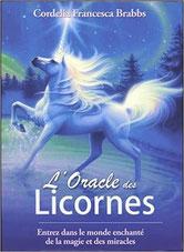 L'oracle des licornes, Pierres de Lumière, tarots, lithothérpie, bien-être, ésotérisme
