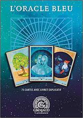 Pierres de Lumière, Oracle bleu , tarots, lithothérpie, bien-être, ésotérisme