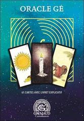 Pierres de Lumière, oracle Gé, tarots, lithothérpie, bien-être, ésotérisme