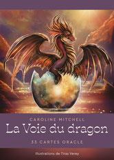 La voie du dragon, Pierres de Lumière, tarots, lithothérpie, bien-être, ésotérisme
