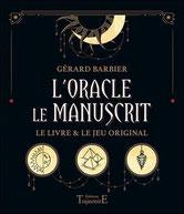 Pierres de Lumière, Oracle le manuscrit, tarots, lithothérpie, bien-être, ésotérisme