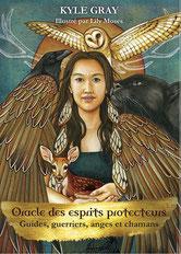 Oracle des esprits protecteurs, Pierres de Lumière, tarots, lithothérpie, bien-être, ésotérisme