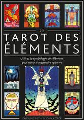 Le tarot des éléments, Pierres de Lumière, tarots, lithothérpie, bien-être, ésotérisme