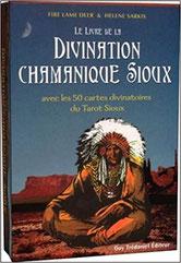 Divination chamanique sioux, Pierres de Lumière, tarots, lithothérpie, bien-être, ésotérisme