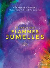 Le tarot des flammes jumelles, Pierres de Lumière, tarots, lithothérpie, bien-être, ésotérisme