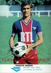 BRISSON François  77-78