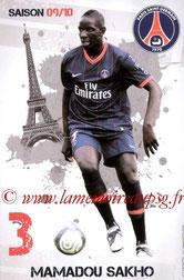 SAKHO Mamadou  09-10