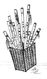 Flöten-Finder - Finde deine Lieblingsflöte bei Northern Lights Flutes