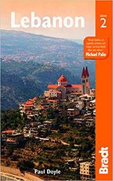 Lebanon (Bradt Travel Guide) (Achtung English) Reiseführer Libanon