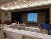 美濃市商工会議所主催の「ペライチ」ホームページ作成講座に参加しました。