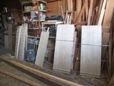 桐箪笥の天板になる意を作成しました。