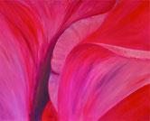PINK Acryl / Lwd. 80 x 100 cm