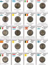 Startseite Etiketten Beschriftung Für Deine Euromünzen Und Dm Sammlung