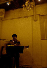 Bluehour (Kazuya Kawai) playing live