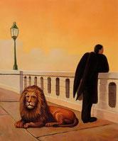 René Magritte – Homesickness