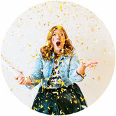 Bild: Bloggerin Stephanie Vennemann, DIY Ideen für Geschenke und Partydeko, Partystories.de