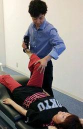 腰痛の整体方法
