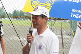 L.上田委員長の閉会宣言