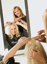 Bild: Haarverdichtung Model Tophair Befestigung