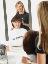 Bild: Haarverdichtung Microline Beratung