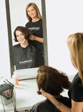 Bild: Haarverdichtung Highline Styling