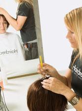 Bild: Haarverdichtung Microline Integration