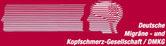 Logo Deutsche Migräne- und Kopfschmerz-Gesellschaft e.V.