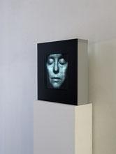 Interna, 2014  Installation, Leuchtkasten 2