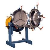 高性能粒力篩分級機 TS型