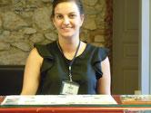 Personnel en accueil siège social Saint Sever