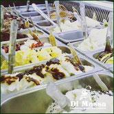 gelati artigianali sfusi, gelati stecco artigianali, gelati cono, gelatini, micro gelati