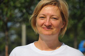 Foto: das Team der gemeinnützigen Stiftung Hof Schlüter, Lüneburg - Das Team in der Ukraine: Nathalie Geedtz