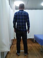 腰の調整 施術後