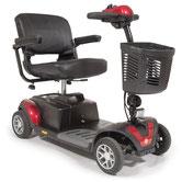 Elektromobil M24 faltbares Mobilis Elektromobil für Senioren