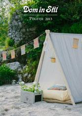 Revija Doma in stil - poletje 2013