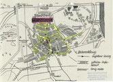 Wegeplan - Hörnach