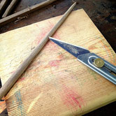 お箸作りクラス