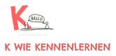 K wie Kennenlernen - Kopfkino - DAS KLEINE ABC DER SELBSTREFLEXION MEHR ALS 70 FRAGEN FÜR DEIN NOTIZBUCH, BULLET JOURNAL ODER TAGEBUCH von judith ganter illustriertes kopfkino für alltagsoptimisten