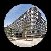 """Grafik: """"IMMOBILIEN-PROJEKTENTWICKLUNG - zur Übersicht Büroentwicklung - DEUTSCHE IMMOBILIEN Entwicklungs GmbH, Hamburg"""""""