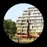 """Grafik: """"IMMOBILIEN-PROJEKTENTWICKLUNG - zur Übersicht Baulandentwicklung - DEUTSCHE IMMOBILIEN Entwicklungs GmbH, Hamburg"""""""