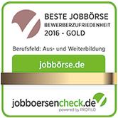 Jobbörsencheck Beste Jobbörse Berufsfeld Ausbildung Weiterbildung Logo